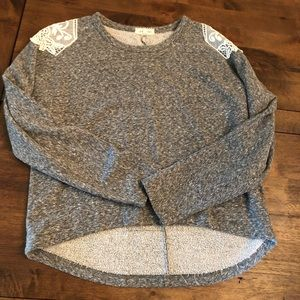 Anthropologie Lily's Closet Sweatshirt